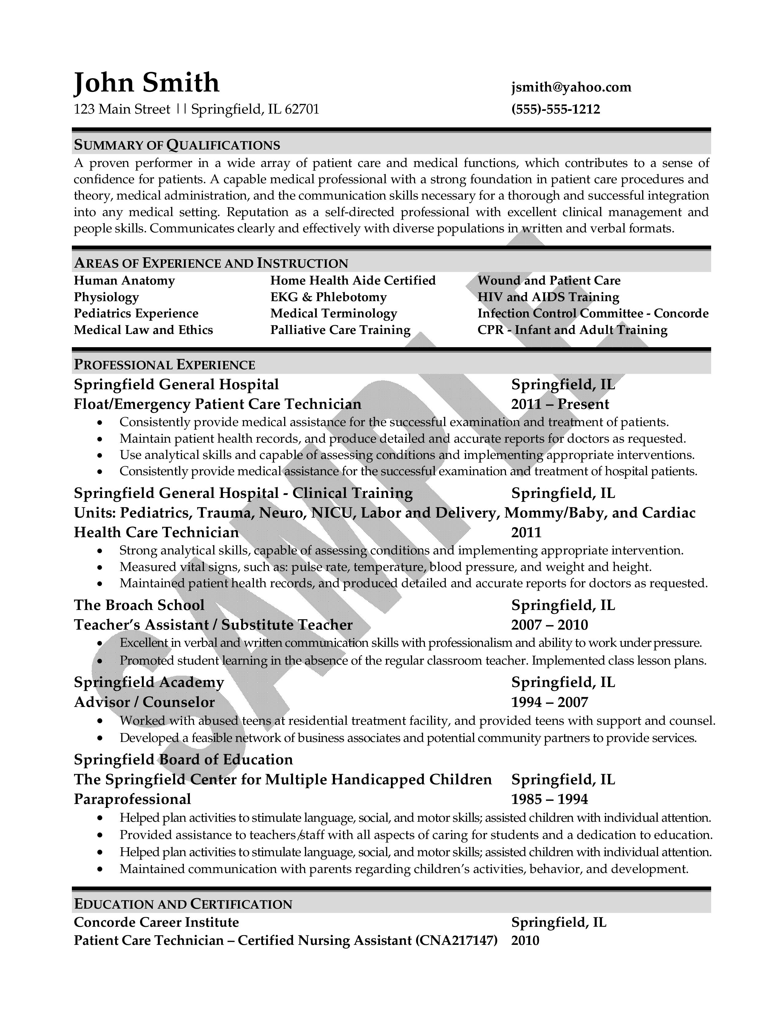 professional resume template office 2010 federal